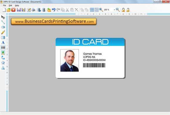 Business Card Sample 7.3.0.1 full